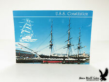 U.S.S. Constitution Old Ironsides in US Navy Yard Boston Harbor PC Sailing Ship