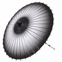 Wagasa - Ombrelle Japonaise / Japanese Umbrella - Black-White Hue