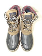 ITASCA Leather Thinsulate Insulation Steel Shank Women's Sz. 8648080