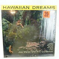 Joe Maize Hawaiian Dreams (Shrink) LP Record Album Vinyl