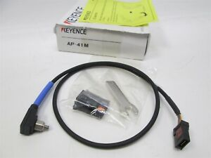 New Keyence AP-41M Air Pressure Sensor Head Negative-Pressure 0 to -101.3kPa