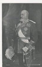 His Majesty King Edward VII, National Series Postcard #2, B401