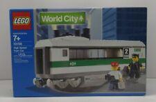 Lego 10158 World City High Speed Train Car 159pcs