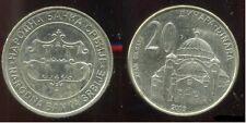 SERBIE  SERBIA    20 dinara 2003  ( bis )