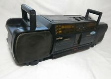 Aiwa CSD-XR70 CD/Radio/Cassette Boombox strasser boombox AS IS