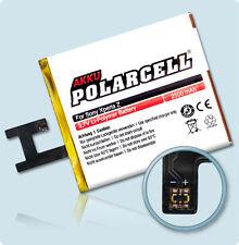 PolarCell Batería para Sony Xperia Z C6602 L36h Lt36i Lt36h LTE C6603 pila