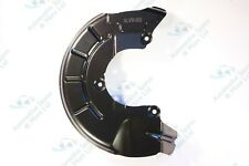 Seat Ibiza Skoda Fabia VW Polo Front Left Brake Disc Dust Cover Plate Shield