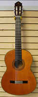 Yamaha CG122MSH Solid Top Acoustic Classical Guitar Nylon String