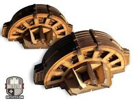 Reactor Core Shield Generator 2 Pack Wargaming Scenery Necromunda Warhammer 40k