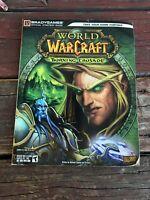 World of Warcraft: The Burning Crusade Paperback Book