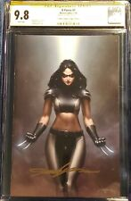 X-Force 1 (2020) *SIGNED* CGC SS 9.8 JeeHyung Lee Frankie's VIRGIN Variant X-23