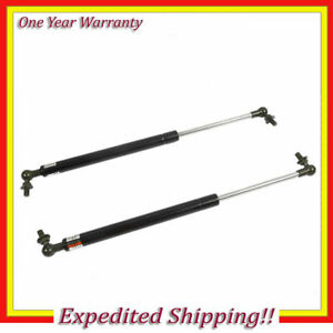 Front Hood Gas Lift Support Shock Strut Pair For Nissan Maxima Infiniti I30 C771