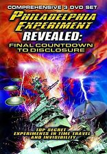The Philadelphia Experiment Revealed, TRUTH UNCOVERED DVD! FREE U.S. SHIPPING!