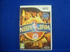 Wii NBA JAM Nintendo PAL