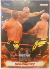 2013 TNA Impact Wrestling Live Hernandez SP Gold Insert Card # 6 / 50