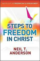 Steps to Freedom in Christ: Workbook-ExLibrary