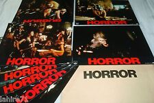 HORROR ( hurlement 2 ) ! c lee  jeu 12 photos cinema lobby cards loup-garou
