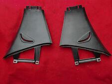 Abdeckung hinten re. + li. Honda CRX EG2 & EH6 Bj. 1992-1998 del sol schwarz