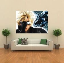 Final Fantasy Anime Giant Wall Art Poster Print