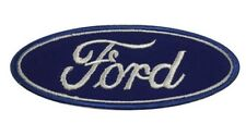 Ford iron on patch car logo sports motor racer badges formula 1 racing
