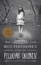 Miss Peregrine's Home for Peculiar Children By Ransom Riggs FREE DELIVERY IN USA
