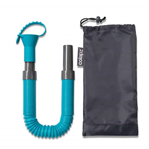 Colapz Caravan Accessories - Collapsible Fresh Water Aquaroll Fill Up Hose - 1m