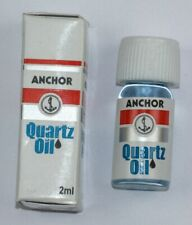 Quartz Watch general Oil Movement lubricating 2ml Bottle repairs service gears