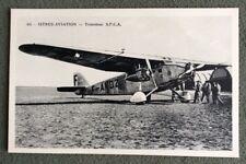 CPA. CPSM. ISTRES Aviation. Trimoteur S. P. C. A.