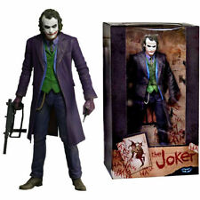 "BATMAN - THE JOKER FIGURA 18 CM - ACTION FIGURE IN BOX 7"" NECA DC COMICS MUÑECO"