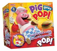 Ideal Pig Goes Pop Action Game Fed The Pig And Watch Him Get Bigger Until Fun