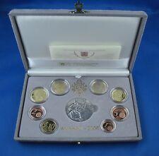 KMS Kursmünzensatz Vatikan 2006 PP Polierte Platte RAR