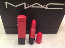 100% AUTHENTIC MAC SHADE SCENTS, LADY DANGER LIPSTICK, FULL SIZE & NEW IN BOX