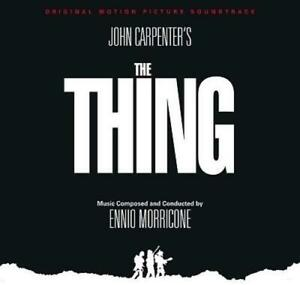 Ennio Morricone - The Thing OST (NEW CD)