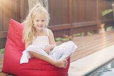 Children Kids Bean Bag Indoor/Outdoor TIMEOUT Water Resistant Easy Clean