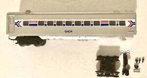 Lionel 6-6404 AMTRAK OBSERVATION PASSENGER CAR- Damaged