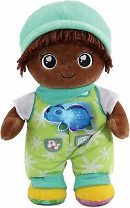 VTECH Baby My 1st Doll Mia - Soft Fabric Doll with music 0mths+