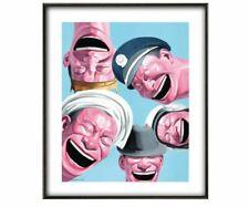 Yue Minjun, 'Hats', Fine art print, Various sizes