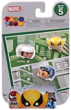 Iron Fist, Electra & Punisher 1-Inch Minifigure 3-Pack #520, 532 & 535