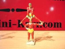 CBG MIGNOT cirque ACROBATE EQUILIBRISTE   figurine circus figure  toy soldier