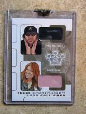 2008 Expo Team Sportkings Razor Leaf Poker HELLMUTH DUKE /9