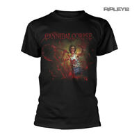 Official T Shirt CANNIBAL CORPSE Metal 'Red Before Black' Album Cover All Sizes