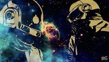 "112 Daft Punk - Thomas Bangalter Guy-Manuel de Homem-Christo 43""x24"" Poster"