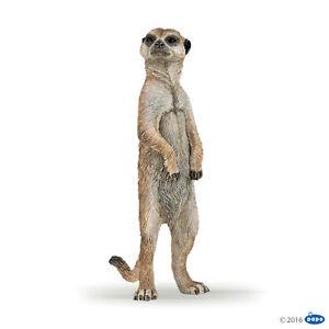 Papo 50206 Standing Meerkat 2 13/16in Wild Animals
