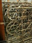 Lot of 20+ Brass & Iron Beds 90+ Sets of Rails + Pile of Brass Beds RESTORATION