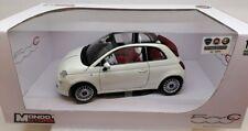 Mondo Motors 1:18 - Fiat 500C White
