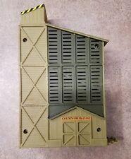 MODEL TRAIN COAL LOADING STATION COALING BUILDING GOLDEN CREEK COAL UNBRANDED