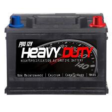 PROFESSIONAL 12v HEAVY DUTY 075 Car Battery / Van Battery 60ah