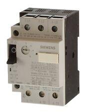 Siemens 3vu13 00-1md00 interruptor de potencia 0,24-0,4a