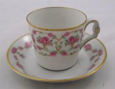 Villeroy & and Boch Heinrich Hochst HELENA espresso cup and saucer NEW