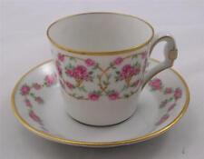 Villeroy & and Boch Heinrich Hochst HELENA espresso cup and saucer NEW